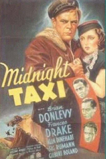 Poster of Midnight Taxi