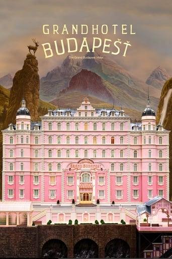 Poster of Grandhotel Budapešť