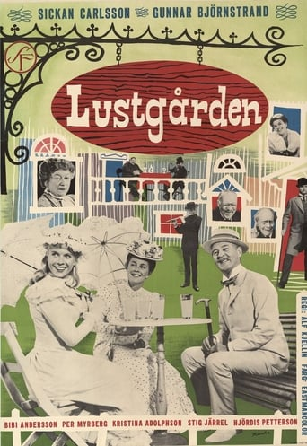 Poster of The Pleasure Garden