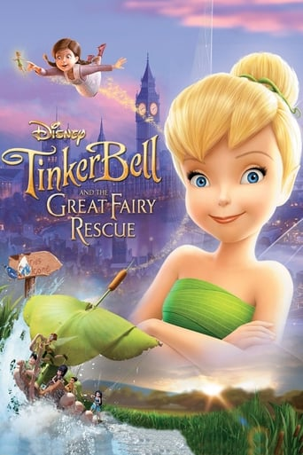 Poster of Tinker Bell and the Great Fairy Rescue