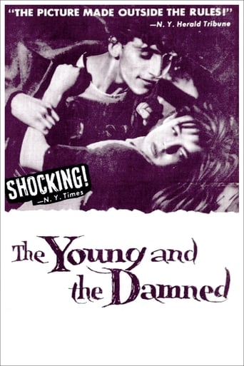 Poster of The Young and the Damned