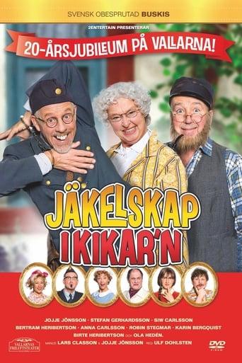 Poster of Jäkelskap I Kikar´n