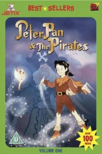 Poster of Peter Pan & the Pirates