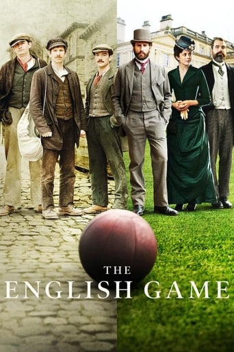 Poster of The English Game