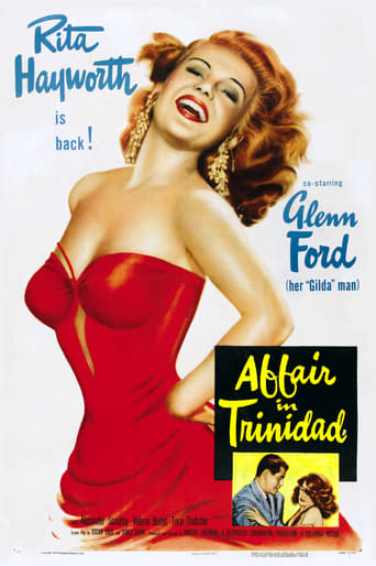 Poster of Affair in Trinidad