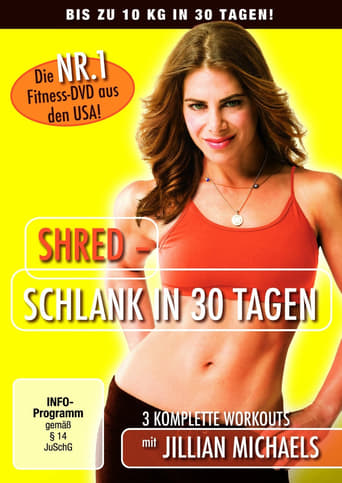 Poster of Shred - Schlank in 30 Tagen