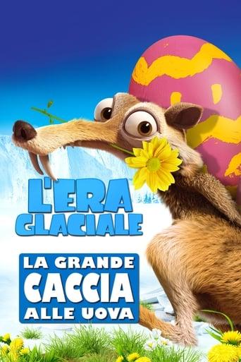 Poster of L'era glaciale - La grande caccia alle uova