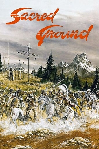 Poster of Sacred Ground