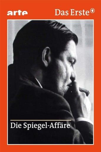 Filmplakat von Die Spiegel-Affäre