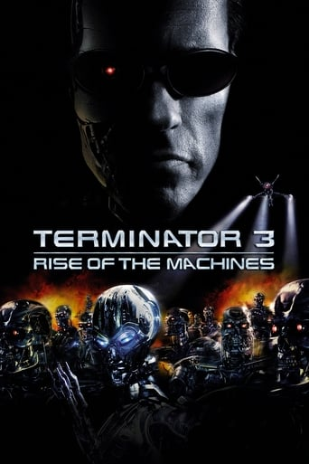 Poster of Terminator 3: Rise of the Machines