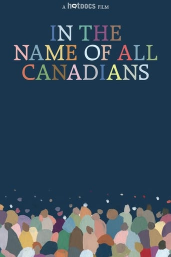 In the Name of All Canadians poster