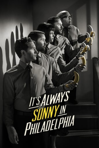 Poster of It's Always Sunny in Philadelphia
