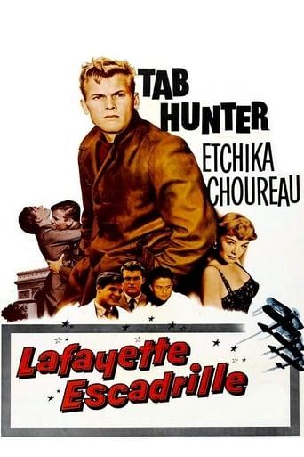 Poster of Lafayette Escadrille