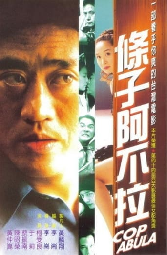 Poster of Cop Abula