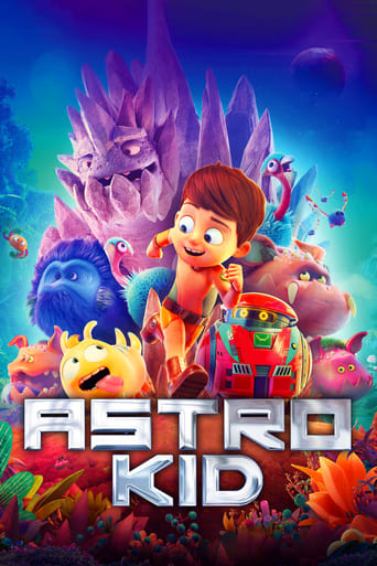 Poster of Astro Kid
