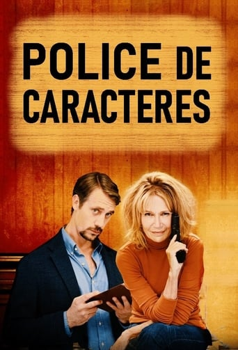 Poster of Police de caractères