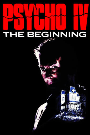 Poster of Psycho IV – The Beginning