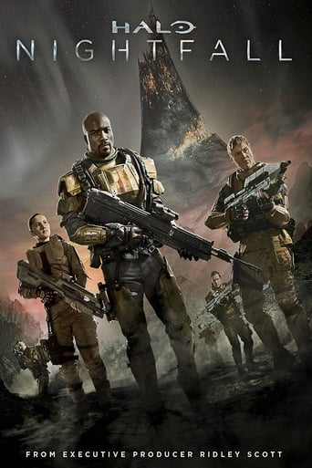Poster of Halo: Nightfall