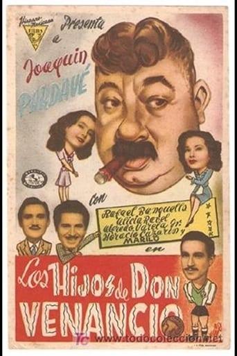 Poster of Los Hijos De Don Venancio