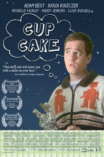 Poster of Cup Cake