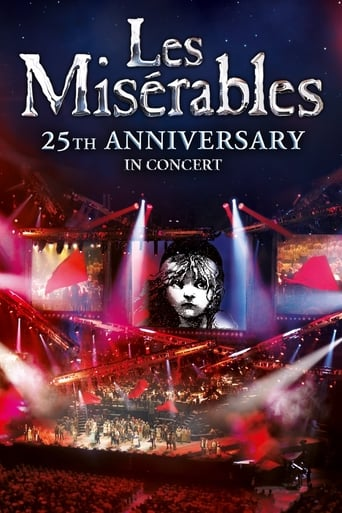 Poster of Les Misérables in Concert - The 25th Anniversary