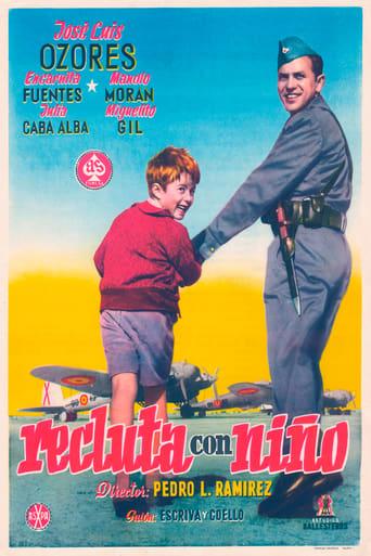 Poster of Recluta con niño