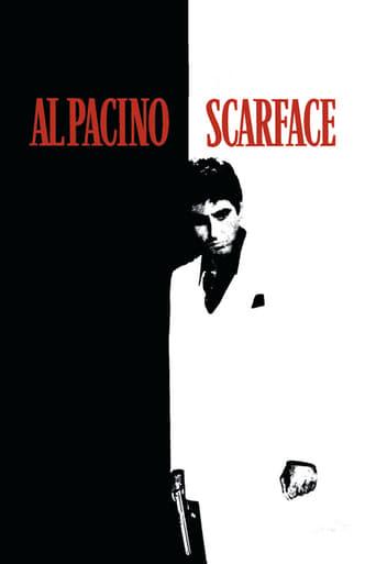 Filmposter von Scarface