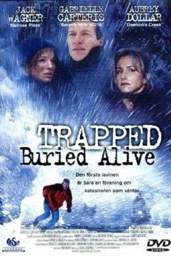 Poster of Trapped: Buried Alive