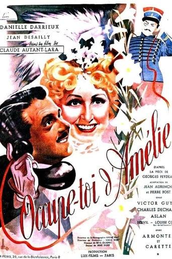 Poster of Keep an Eye on Amelia