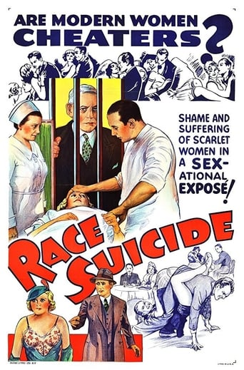 Poster of Race Suicide