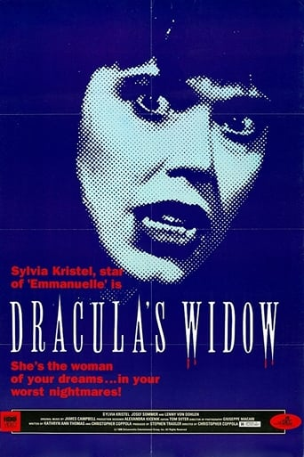 Poster of Dracula's Widow
