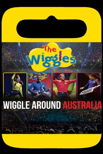 Poster of The Wiggles - Wiggle Around Australia