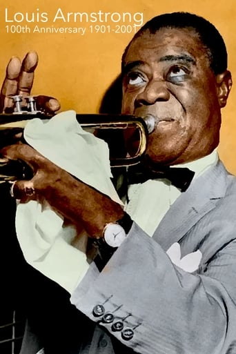 Poster of Louis Armstrong: 100th Anniversary 1901-2001