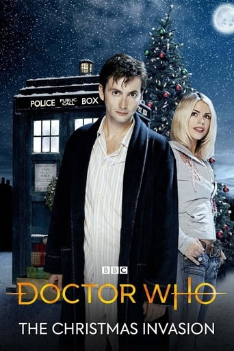 Doctor Who - The Christmas Invasion