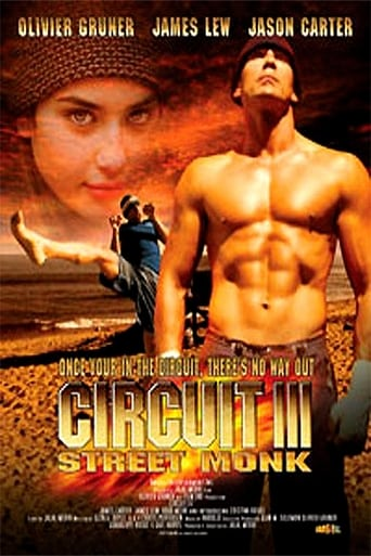 Poster of The Circuit III: Final Flight