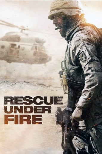 Poster of Rescue Under Fire