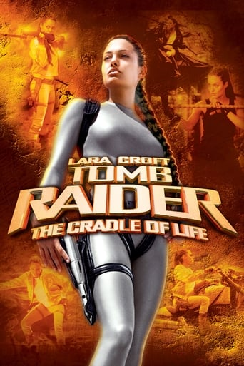 Poster of Lara Croft: Tomb Raider – The Cradle of Life