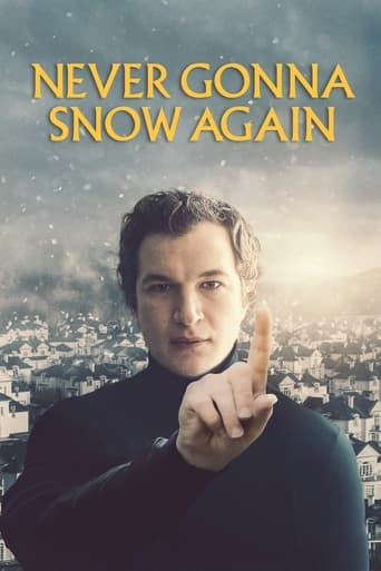 Poster of Never Gonna Snow Again