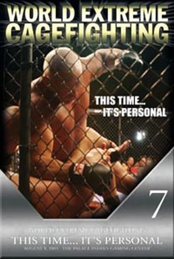 Poster of WEC 7: This Time It's Personal