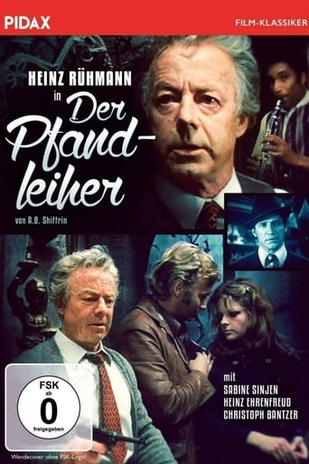 Poster of Der Pfandleiher