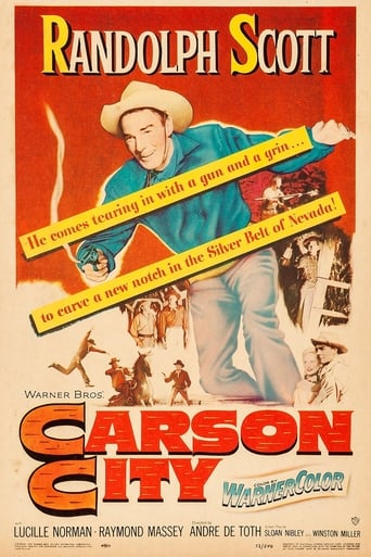 Poster of Carson City