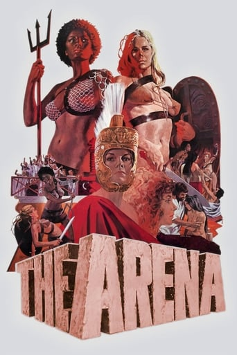 Poster of The Arena