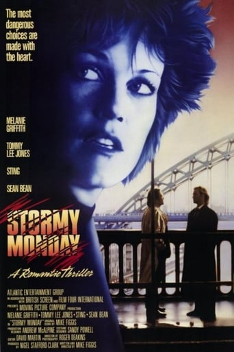 Poster for Stormy Monday
