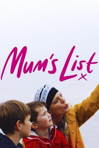 Poster of Mum's List
