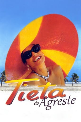 Poster of Tieta of Brasil