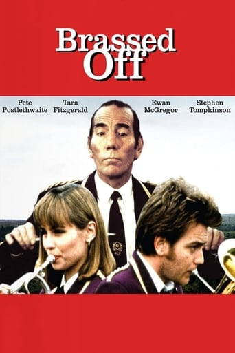 Poster of Brassed Off