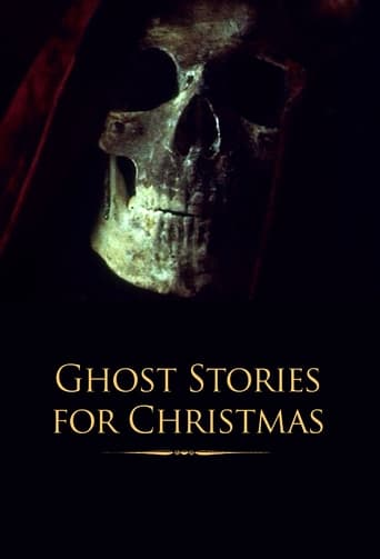 Poster of A Ghost Story for Christmas