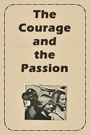 Poster of The Courage and the Passion