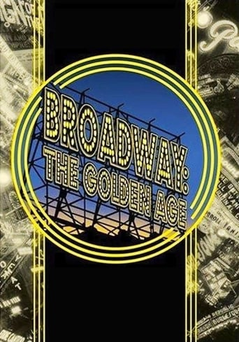 Poster of Broadway: The Golden Age, by the Legends Who Were There