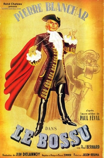 Poster of Le Bossu